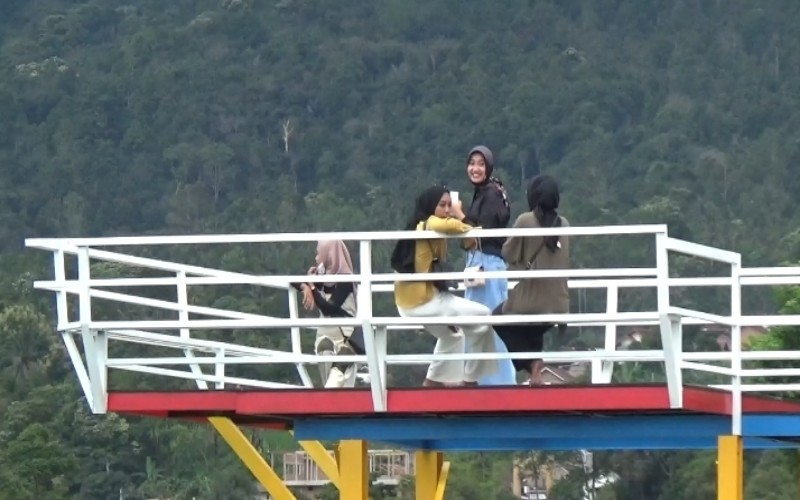 Lagi Viral Wisata Kampung Vietnam Di Kemiling Bandar Lampung Voxlampung